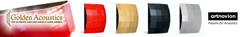 Golden Acoustics Artnovion