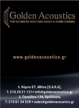 Golden Acoustics 2