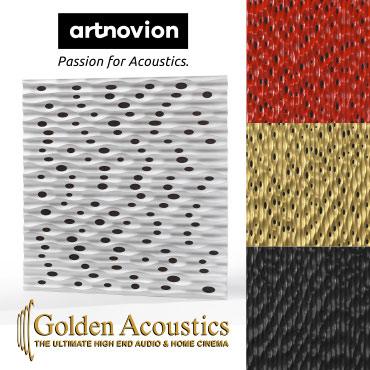 Golden Side Art Novion