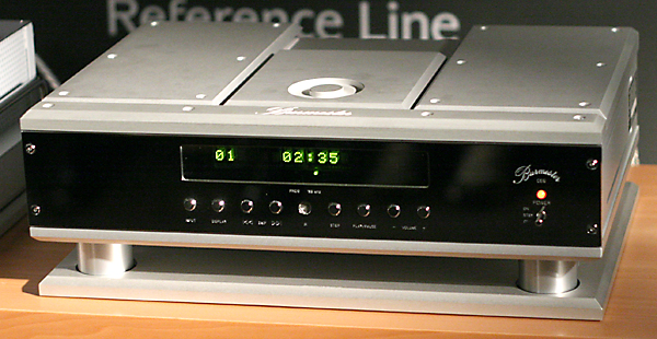Burmester069 CD Player used