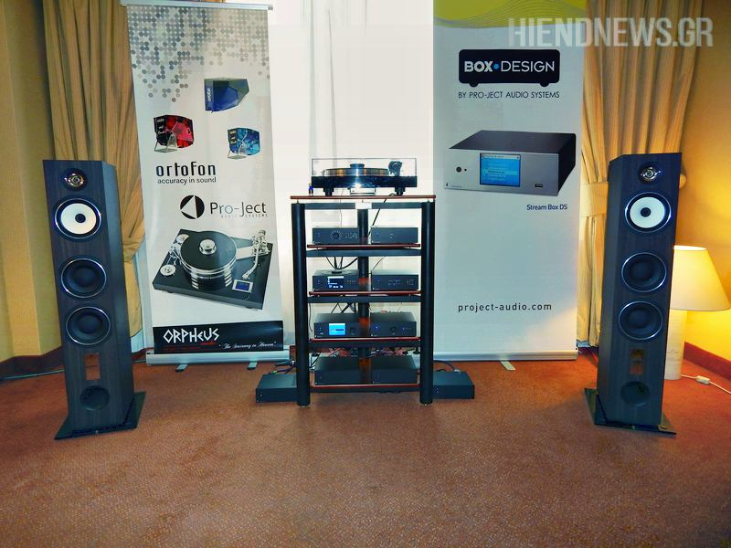 project audio systems