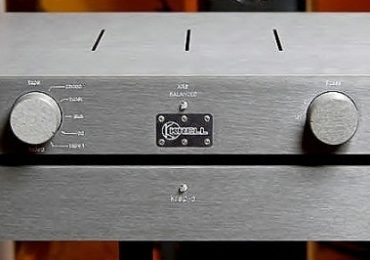 Krell KRS-2 stereo preamp w reference MC