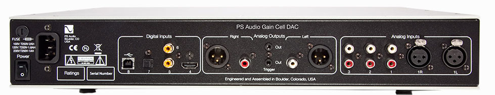 Psaudio-4Gain-Cell-DAC-rear-vertical