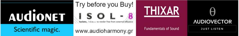 Audio Harmony vip top 3
