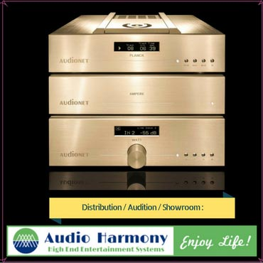 Audio Harmony 2 Side