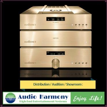 Audio Harmony Side 1