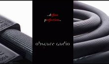 "Argento Audio Cabling & Obscure's ""Big Band"" System [English]"