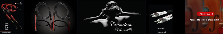 CHAMELEON AUDIO TOP 3