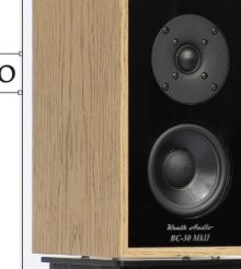 "A Kralk Audio BC-30 & ""The Paw Base"" Speakers Preview ! [English]"