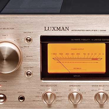 Sound Gallery Side Luxman