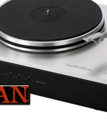 Luxman PD-151 Japan-made turntable landed !