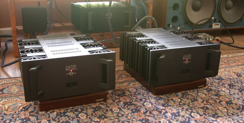 Mark Levinson 20 5 monoblocks amplifiers (pair) - Excellent