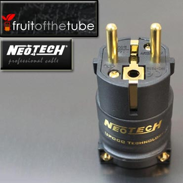 Fruit One Neotech Audio Cables