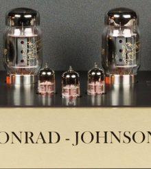 The finest new Conrad-Johnson 2019 amplifier !