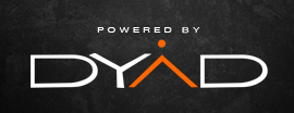 DYAD BOX FRONT powered by