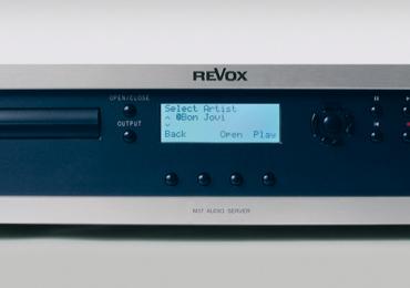 revox-server-used
