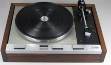 Thorens TD 125 MkII classic turntable – Great Sale price